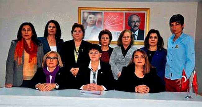Yanya'dan CHP'ye kadın serzenişi