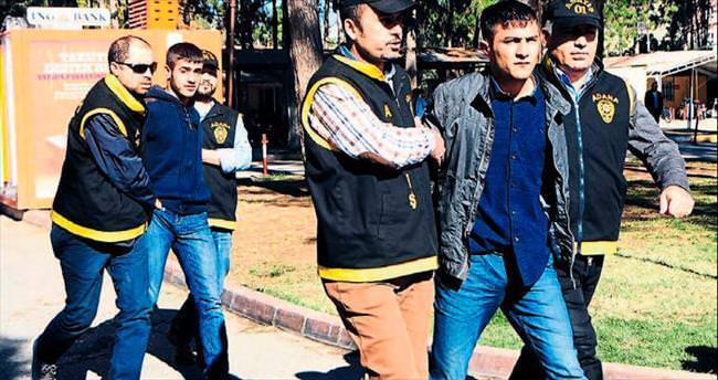 Adana'da sahte altın çalanlar tutuklandı