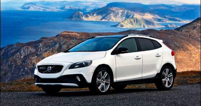 Volvo'dan V40'a özel kampanya