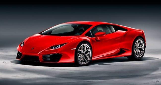 En yeni Lamborghini