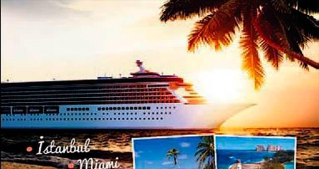 Generali müşterilerini Bahamalar'a götürüyor
