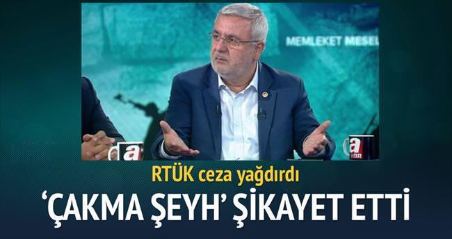'Çakma şeyh şikâyet etti, RTÜK ceza verdi'