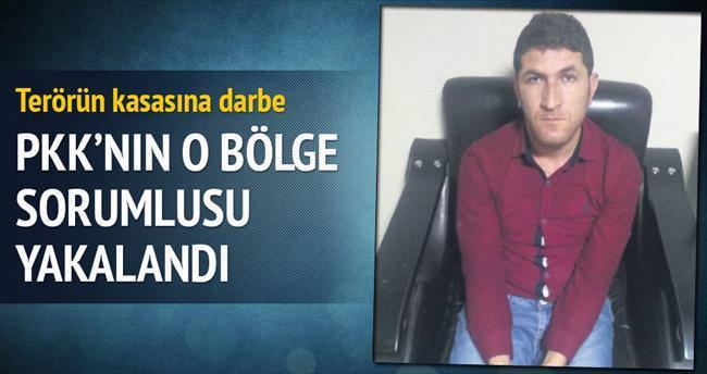 İstanbul sorumlusu yakalandı