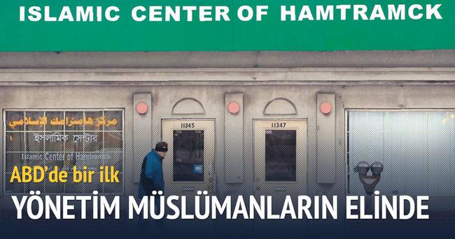 ABD'de bir ilk: Yönetim Müslümanların elinde