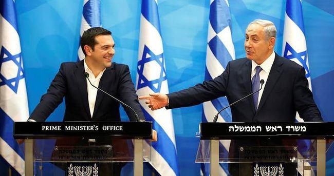İsrail ve Yunanistan işbirliğini artıracak