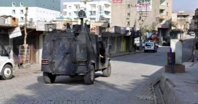 Mardin Derik'te sokağa çıkma yasağı