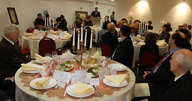 Almanya'da Osmanlı saray mutfağı tanıtıldı