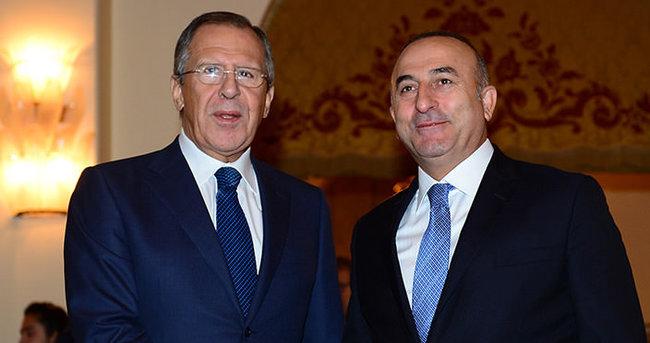 Çavuşoğlu ve Lavrov görüşecek