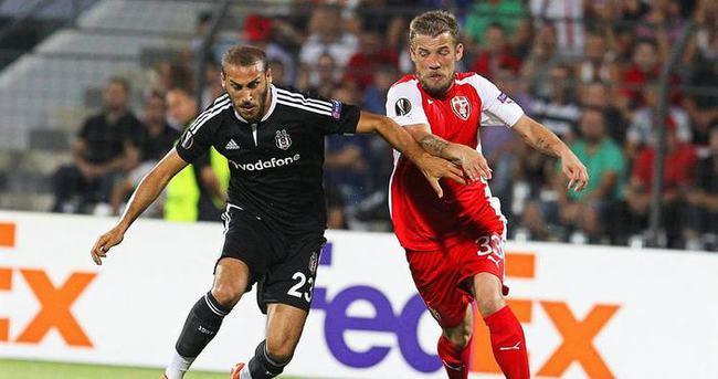 Beşiktaş - Skenderbeu maçı ne zaman saat kaçta hangi kanalda?