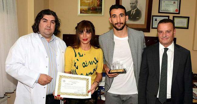 Mehmet Topal'a onursal üyelik