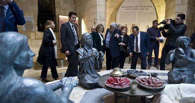 Gaziantep'teki Hamam Müzesine ilgi artıyor