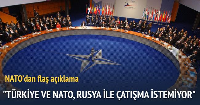 Türkiye ve NATO, Rusya ile çatışma istemiyor