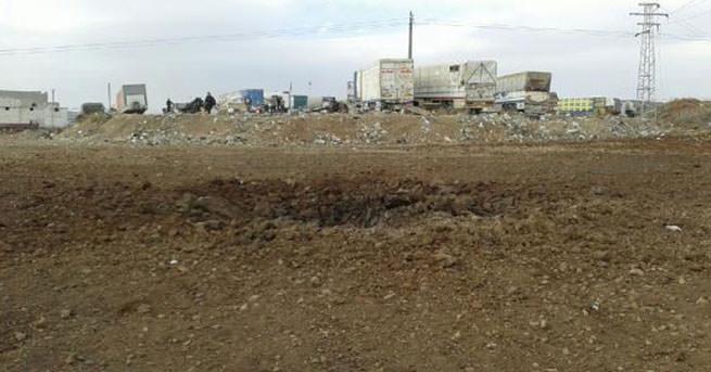 Rusya Türkiye sınırındaki TIR parkı vurdu