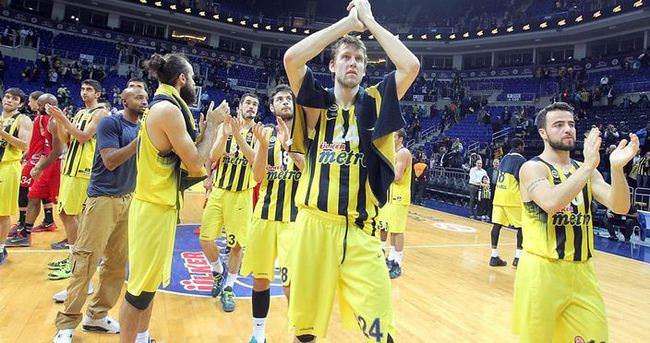 Fenerbahçe Top 16'yı garantiledi