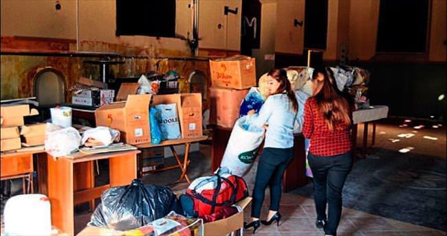 İskenderun Belediyesi Türkmenlere el uzattı