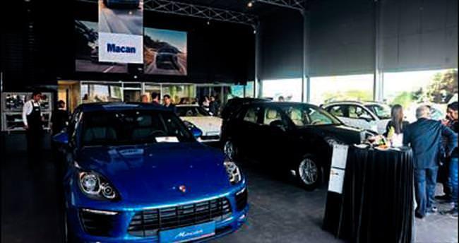 Porsche Macan tanıtımı yapıldı