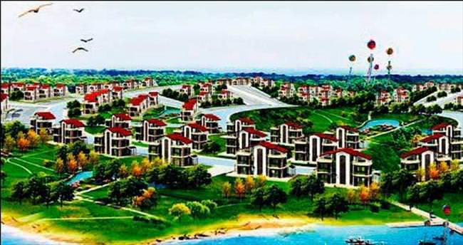 Mordoğan'da yeni bir kent yatırımı