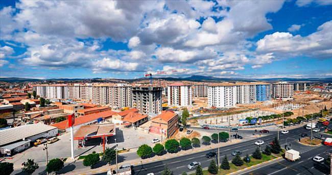 TOKİ'den Uşak'a prestijli proje