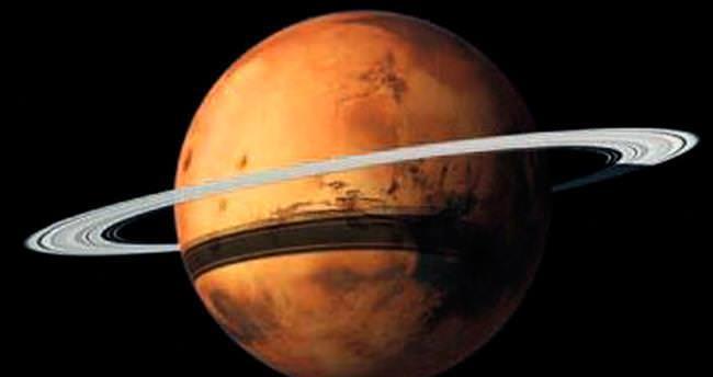 Mars halkalı olacak uydusunu kaybedecek
