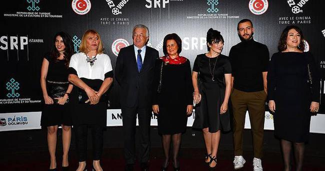 Paris'te Türk sinemasıyla randevu