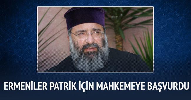 Ermeniler Patrik'e vasi tayini istedi
