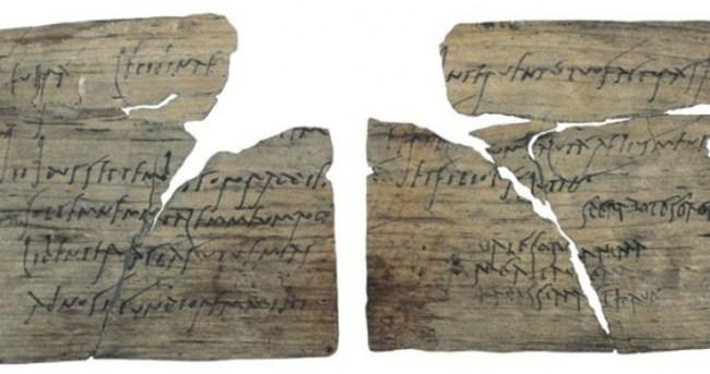 Bir kadının yazdığı ilk metin bulundu!
