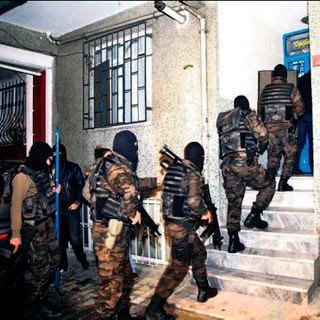 İstanbul'da teröre büyük darbe