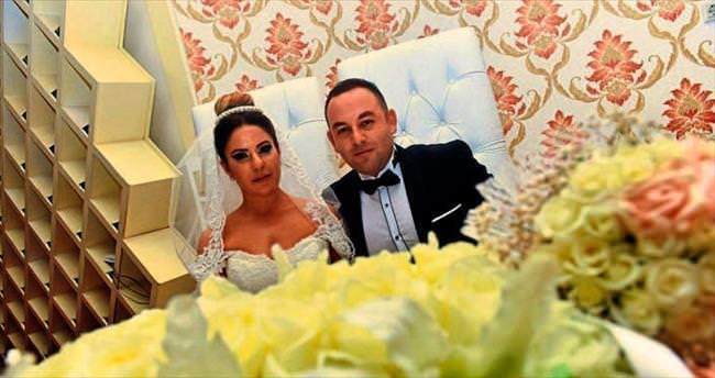 Karnaval aşkı nikahla taçlandı