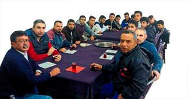 Çukurova Demirspor Taraftarlar Derneği kuruldu