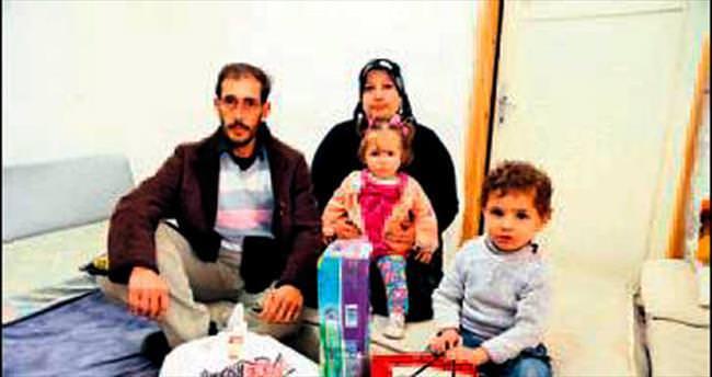 650 Suriyeliye gıda yardımı