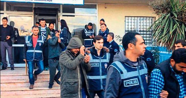 22 insan kaçakçısı yakalandı