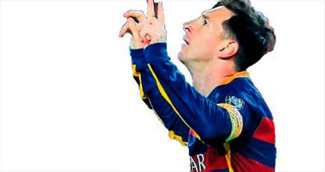 Messi'ye haftalık 1 milyon Euro!