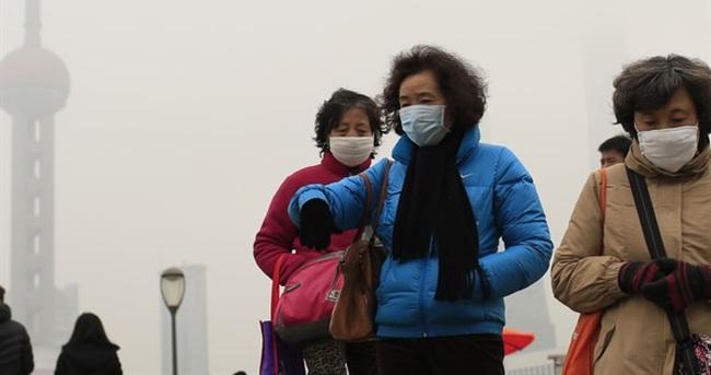 Çin'de sarı alarm