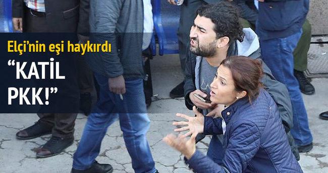 Öldürülen Tahir Elçi'nin eşi: Katil PKK