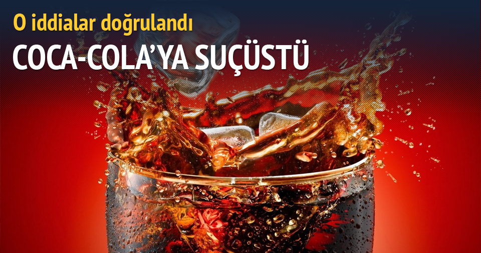 Coca-Colan'�n Olumlu Rapor Oyunu