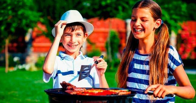 Çocuklar zihinsel gelişimleri için et tüketmeli