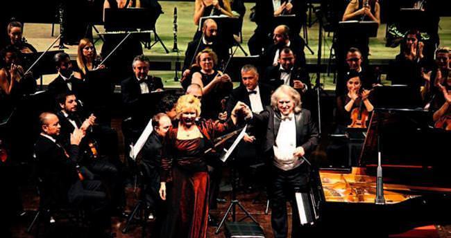 Piyano Festivali'nde estetiğin zirvesi