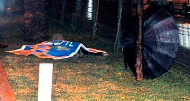 Kızılay aracının çarptığı Rus öldü