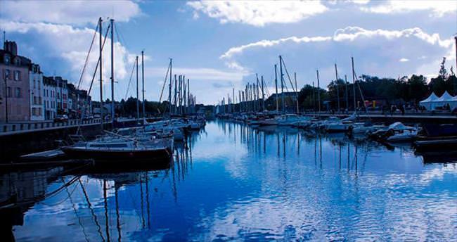 Denizcilerin memleketi Bretonya