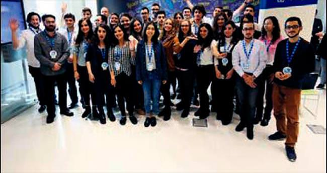 Geleceğin liderleri Türkiye'de buluştu