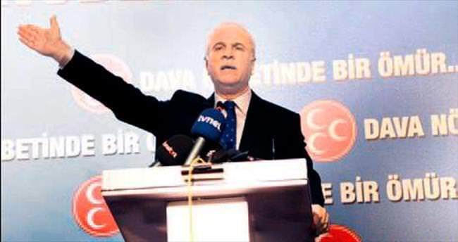 MHP'de Aydın da olağanüstü kongre istedi