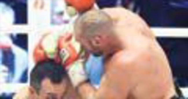 Boksta yeni kral Tyson Fury