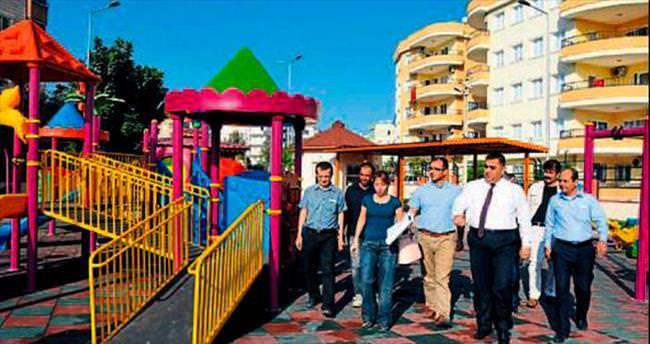 Tarsus projelerinde geri sayım başladı