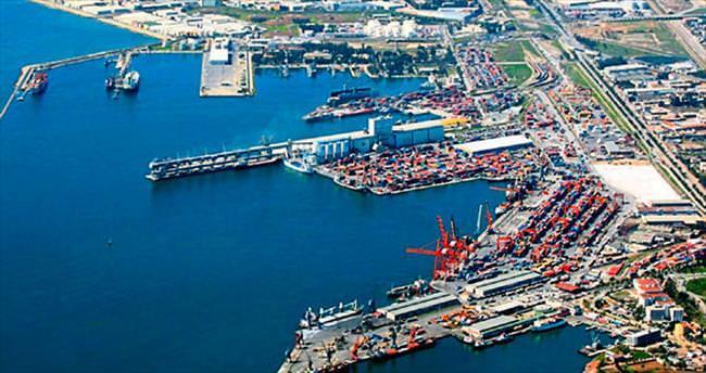 Mersin Limanı'ndan büyüme rekoru