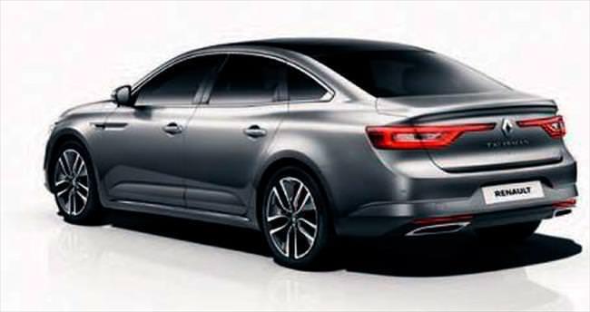 Renault'nun lüks modeli geliyor
