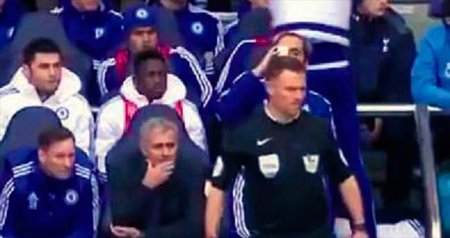 Jose'ye tarihi rest!