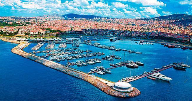 İstanbul'un gözdesi Pendik