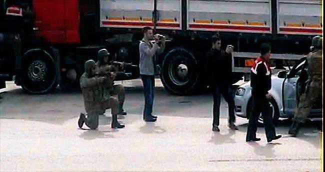 Generaller tutuklandı
