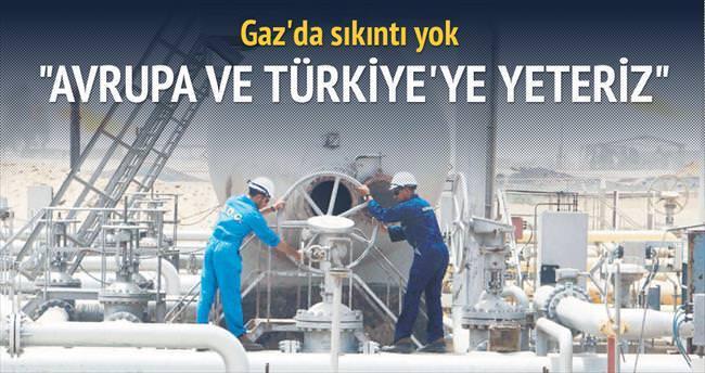 Gazda Avrupa ve Türkiye'ye yeteriz