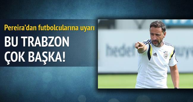 Bu Trabzon çok başka!